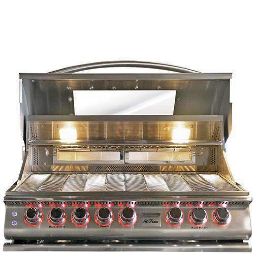 Cal Flame Deluxe Built In Grill - 5 Burners