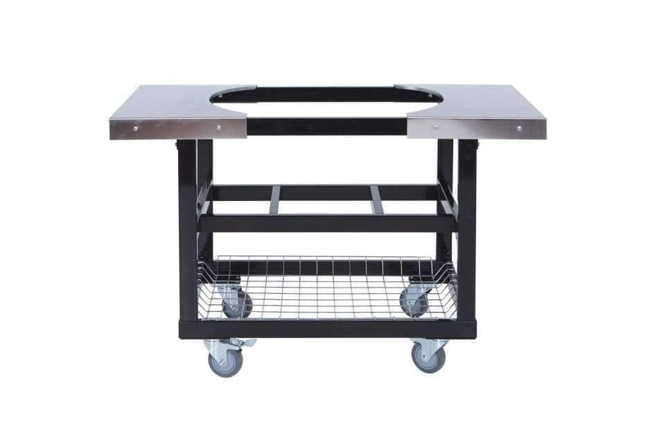 Cart with Basket Primo For JR  200 w/SS Side Shelves - Primo