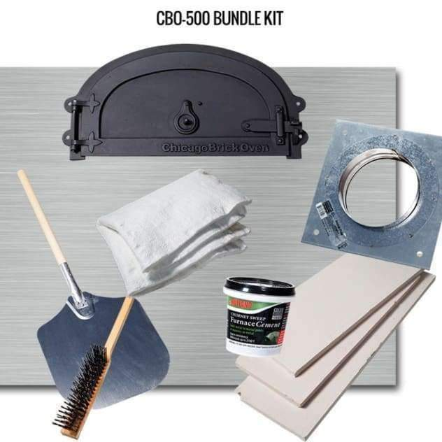 Cbo-500 Diy Outdoor Pizza Oven Kit - Outdoor Pizza Oven