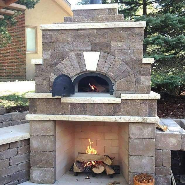 Cbo 500 Diy Outdoor Pizza Oven Kit   Outdoor Pizza Oven