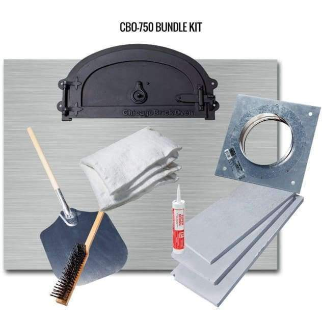 Outdoor Pizza Oven - CBO-750 DIY Outdoor Pizza Oven Kit