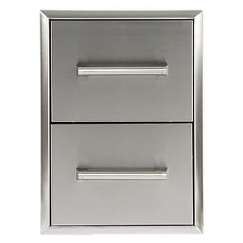 Coyote 2 Drawer Cabinet - Coyote