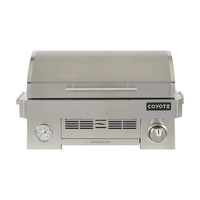 Coyote 25 Inch Portable Gas Grill - Coyote