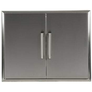 Coyote 31 Inch Double Access Door - Coyote