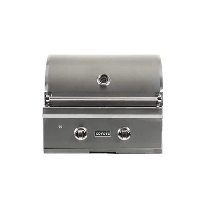 Coyote C Series 28 Inch Grill 2 Burner NG - Coyote