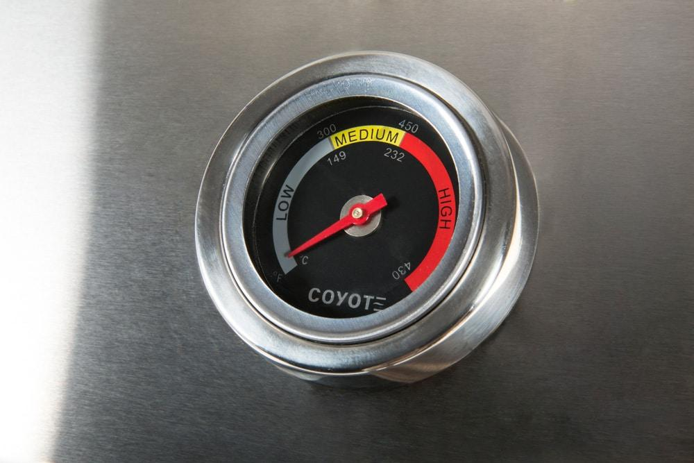 Coyote C Series 28 Inch Grill 2 Burner NG