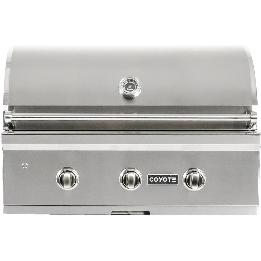 Coyote C Series 34 Inch Grill 3 Burner LP - Coyote