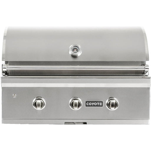 Coyote C Series 34 Inch Grill 3 Burner LP
