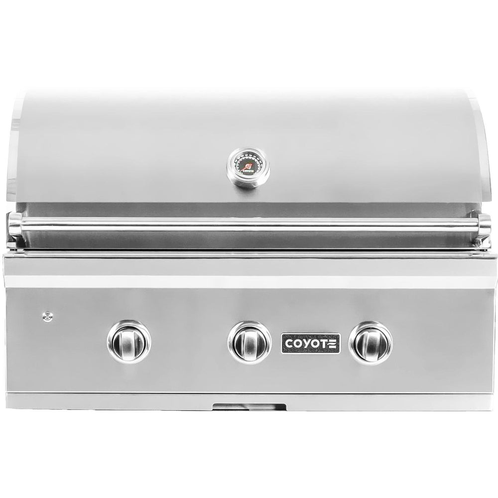 Coyote C Series 34 Inch Grill 3 Burner NG - Coyote