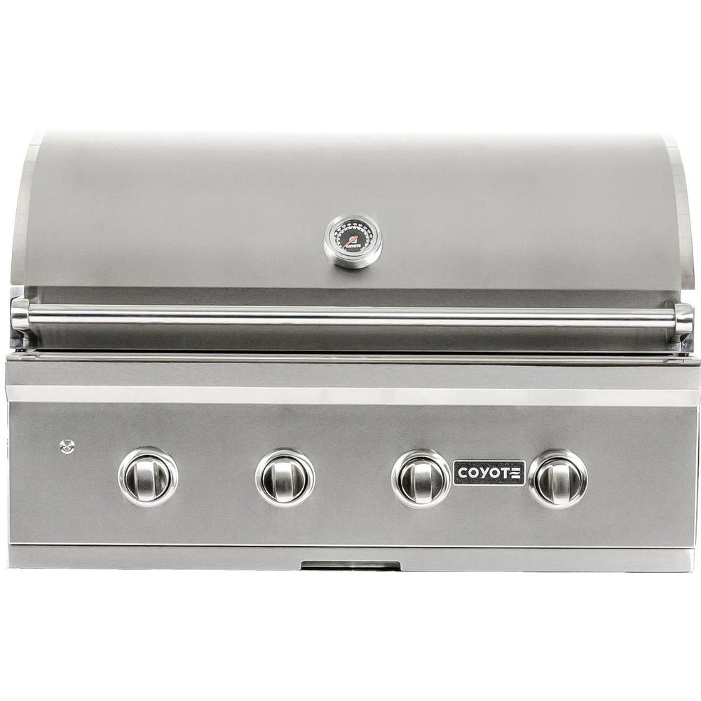 Coyote C Series 36 Inch Grill 4 Burner LP