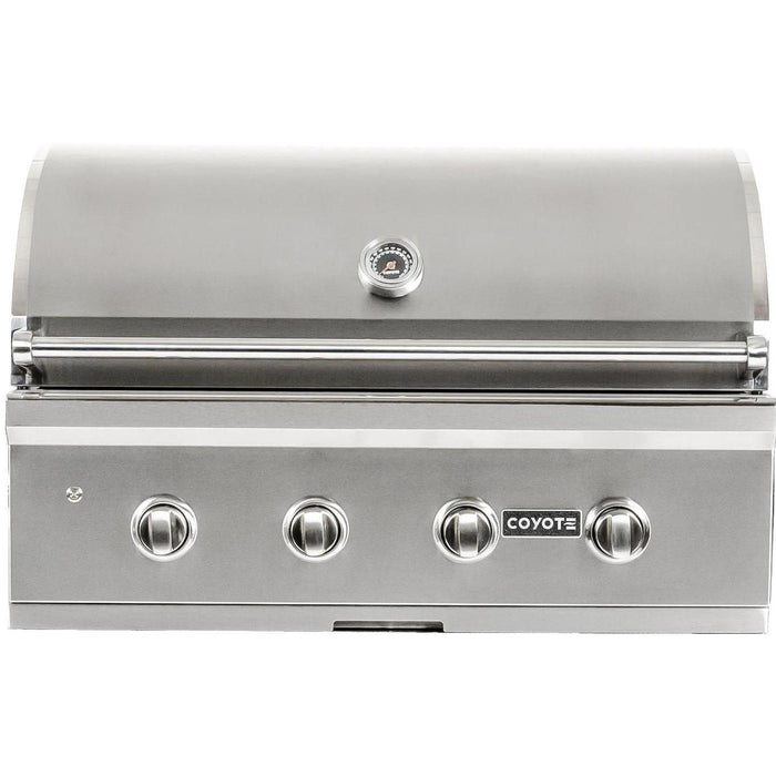 Coyote C Series 36 Inch Grill 4 Burner NG - Coyote