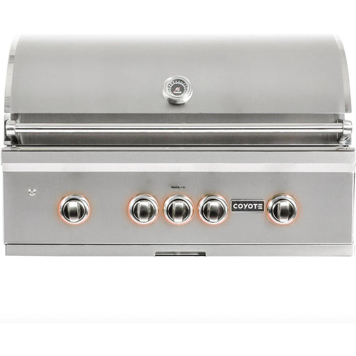 Coyote S Series 36 Inch Grill - Coyote
