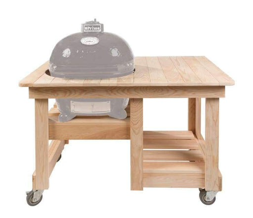 Cypress Counter Top Table Oval Jr 200 - Grill Tables