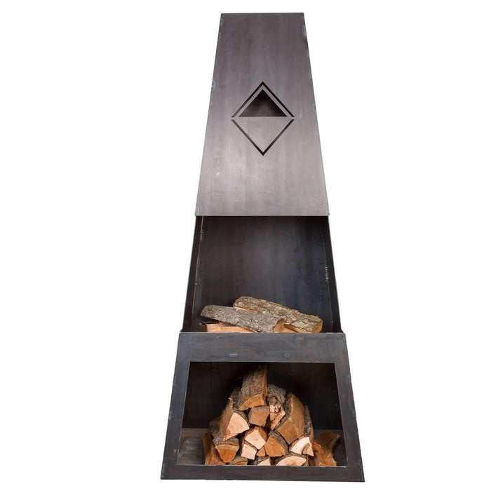 Ember Max Outdoor Fireplace - Ember Haus