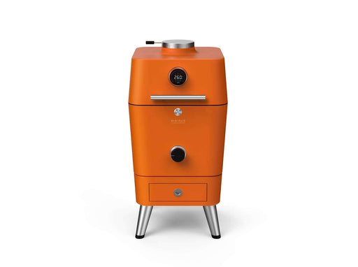 Everdure 4K BBQ Smoker - Orange - Everdure