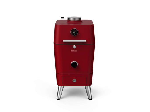 Everdure 4K BBQ Smoker - Red - Everdure