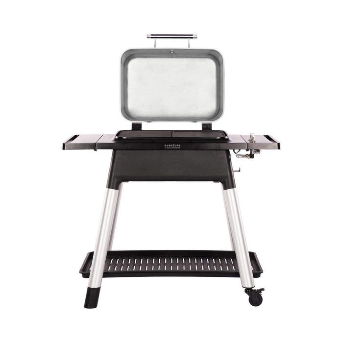 Everdure Grill FORCE 48-Inch 2-Burner Propane Gas BBQ  - Graphite