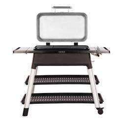 Everdure Grill FURNACE 3-Burner Gas BBQ  (Stone)