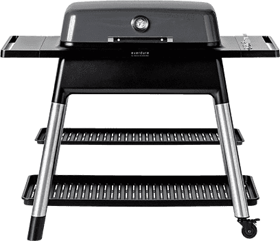Everdure Grill FURNACE  3-Burner Gas Grill BBQ - Graphite - Everdure