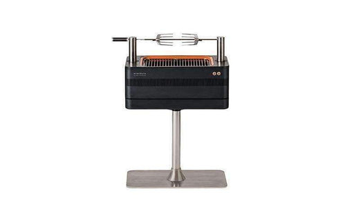 Everdure Grill Fusion Charcoal BBQ with Pedestal - Everdure