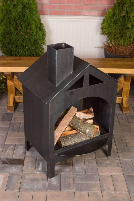 Fire Haus Outdoor Firepit