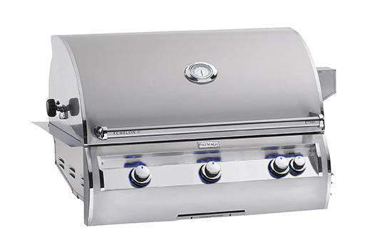 "Fire Magic Echelon Diamond E790i 36"" Built In Grill Analog - Fire Magic"