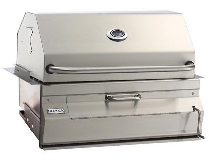 Fire Magic 24 Inch Charcoal Built In Grill - Fire Magic