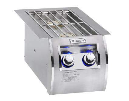 Fire Magic Double side burner For Outdoor Island - Propane
