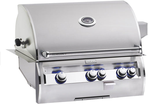 "Fire Magic Echelon DIAMOND 30"" E660i Built In Grill Deluxe"