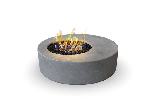 Hestia Concrete Fire Pit Table By Nisho - Nisho