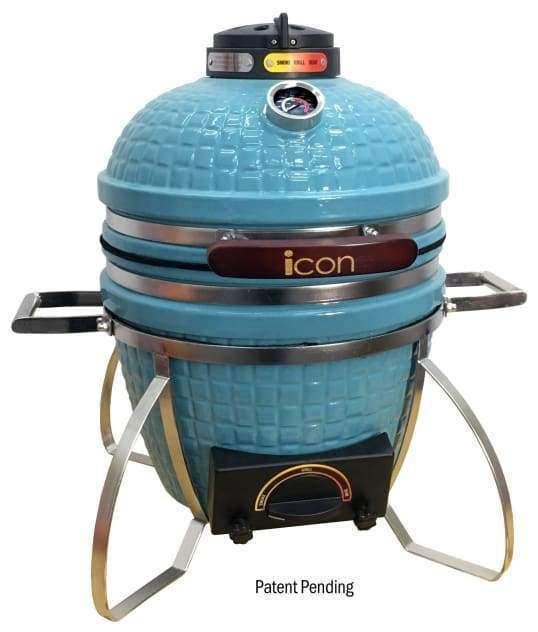 ICON 100 Series Portable Kamado Grill - ICON