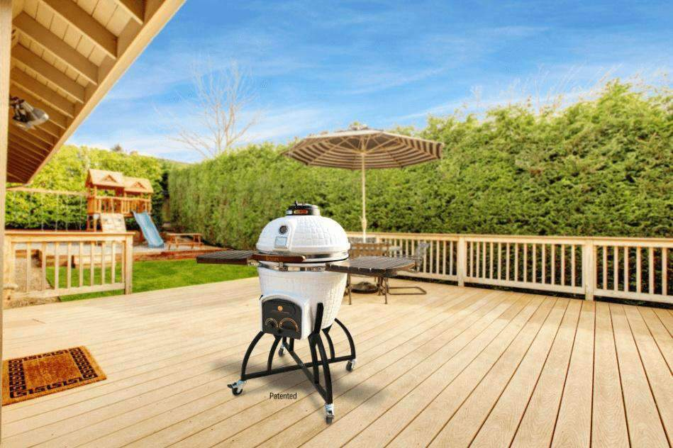 Charcoal Grill - ICON 400 Series Ceramic Kamado Grill