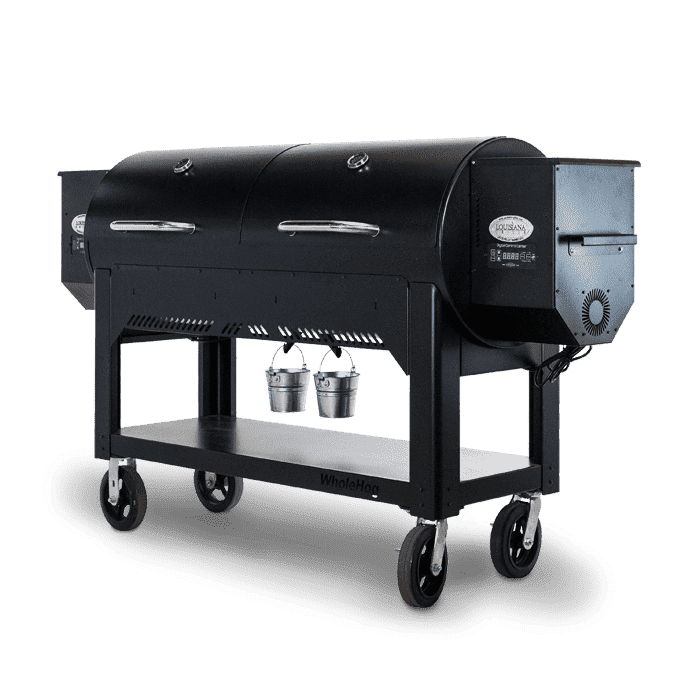 Smoker - Louisiana Grills Whole Hog Pellet Grill