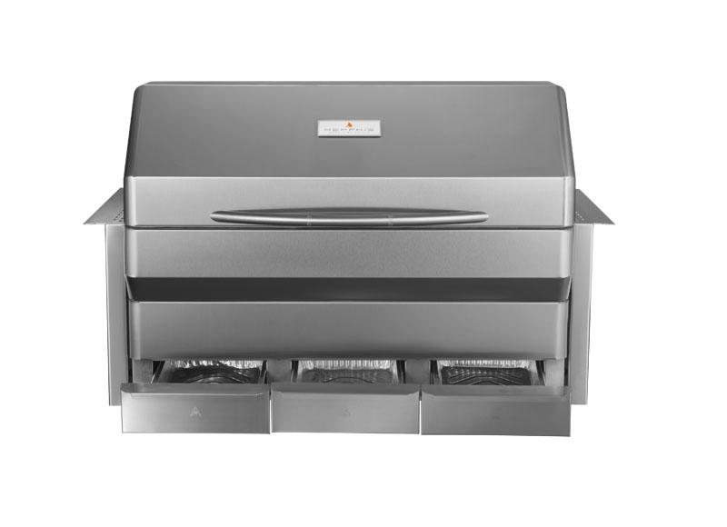 Memphis Elite 304 SS Built-In Pellet Grill With Wifi