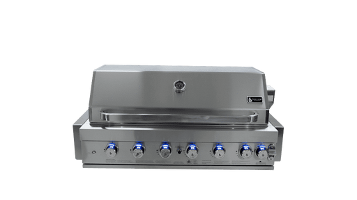Mont Alpi 805 6 Burner Built In Grill Head - Built In Grill