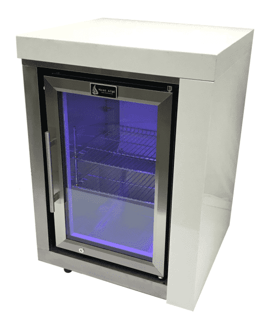 Mont Alpi Outdoor Rated Fridge - Island