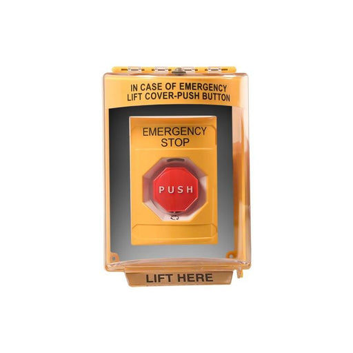 Nisho Emergency Shut Off Stop Button - Nisho