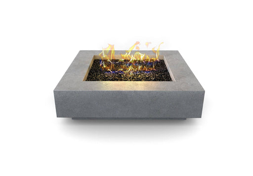 Notus Concrete Fire Pit Table By Nisho - Nisho
