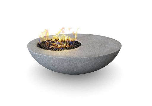 Nyx Concrete Fire Pit Table By Nisho