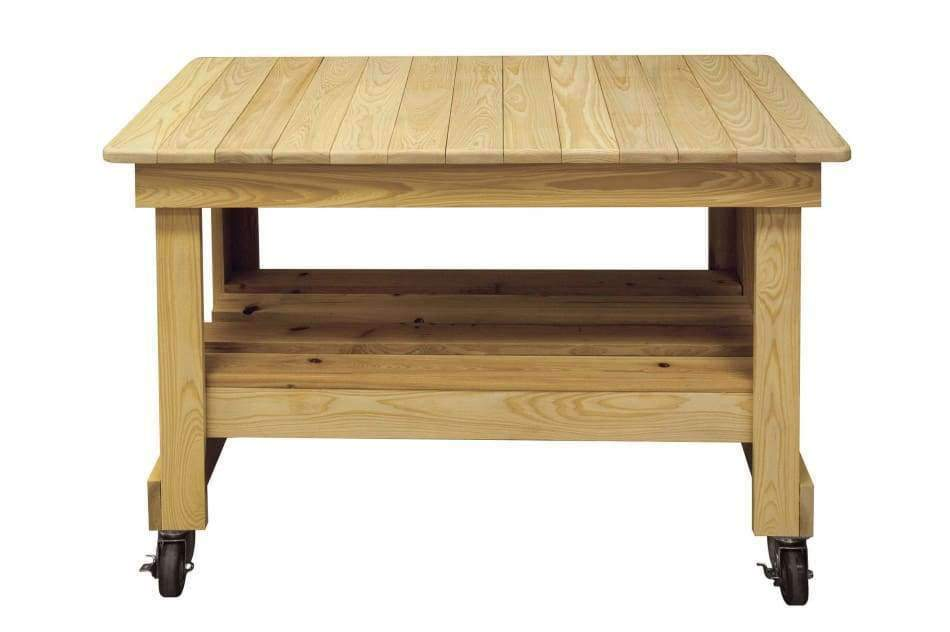 Primo Cypress Prep Table - Grill Tables