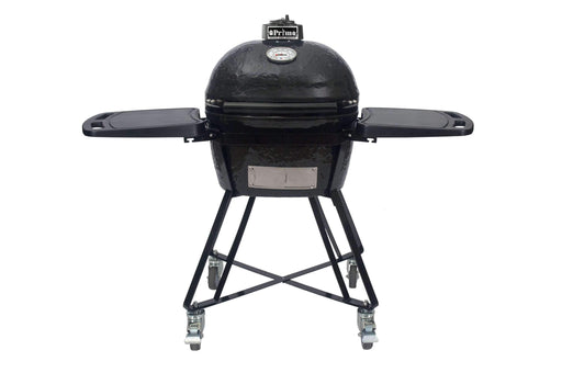 All -In-One Ceramic Grills - Primo Oval JR 200 All-In-One