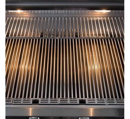 SABER 4-Burner Stainless Built-In Grill (Natural Gas)