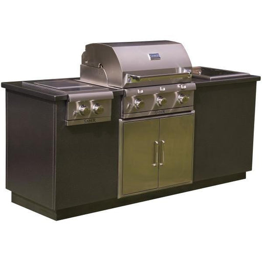SABER I Series Outdoor BBQ Island - Natural Gas