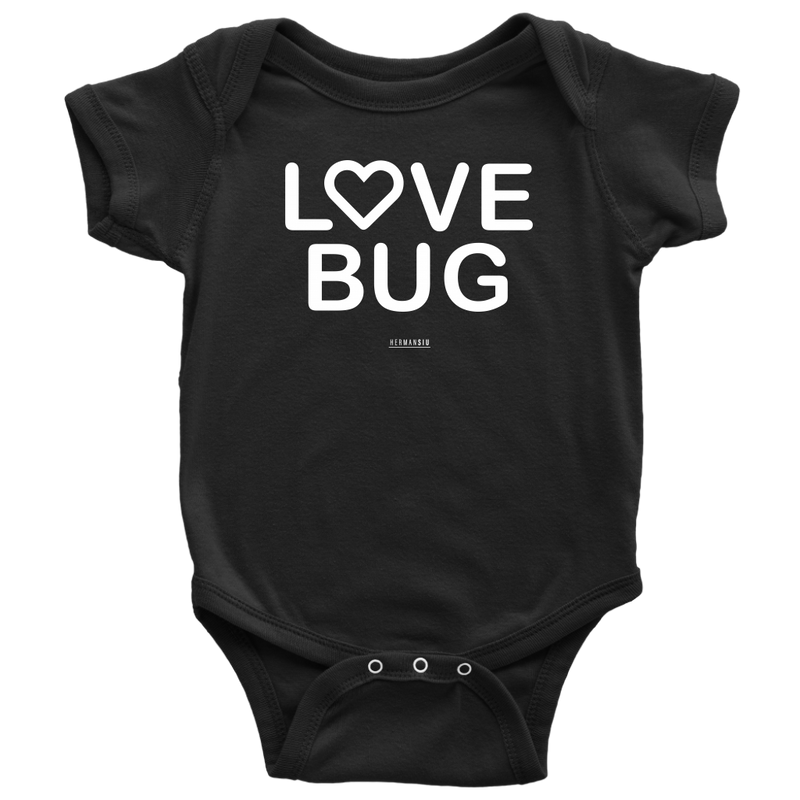 LOVE BUG BABYSUIT