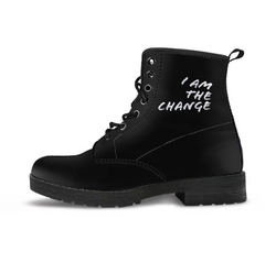 BE THE CHANGE BOOTS