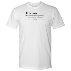 TRUE LOVE MENS SHIRT
