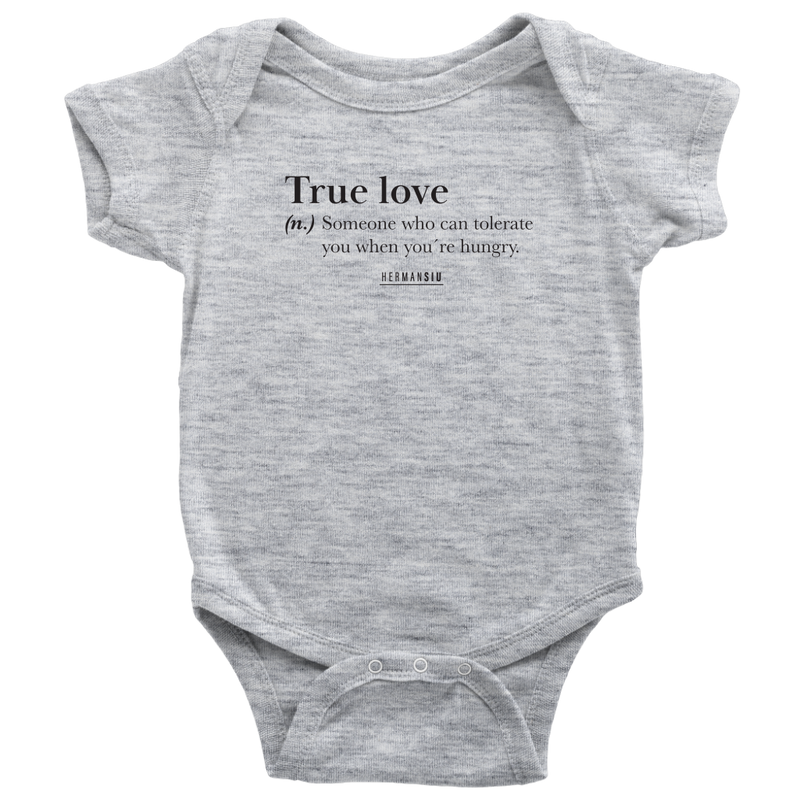 TRUE LOVE BODY SUIT