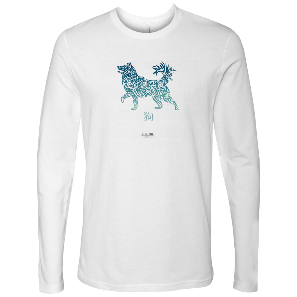 Dog Zodiac Long Sleeve