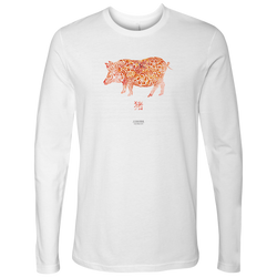 Boar Zodiac Long Sleeve
