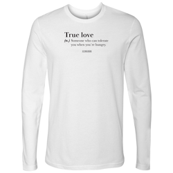TRUE LOVE LONG SLEEVES